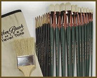 Igor Babailov Ultimate Master Set of Fine Brushes