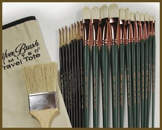Igor Babailov Brushes - Ultimate Master Set
