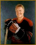 Portrait of Bobby Hull, Hockey Legend, Sport portraits by Igor Babailov