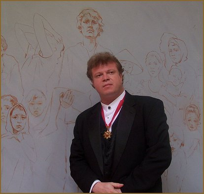 Igor Babailov, Awards - The Golden Star, Order Service to Art, International Academy of Culture and Art