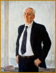 Portrait of Lawrence D. Glaubinger, Stern & Stern, New York, Corporate Portraits by Igor Babailov