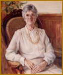Portrait of Mrs. Dorothy Geen, Ontario, by Igor Babailov