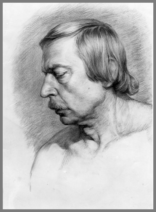 Academic Drawing by Igor Babailov, Master Portrait Workshops