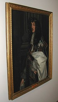 Portrait of the Governor by Igor Babailov. The Hudson's Bay Company Heritage Collection, Portraits of the Governors by: Sir Peter Lely, Sir Anthony Van Dyke, Sir Godfrey Kneller, Igor Babailov and others. Executive and Corporate portraits in Oil,  by Igor Babailov