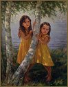 Summer Memories - Family portraits of children by Igor Babailov