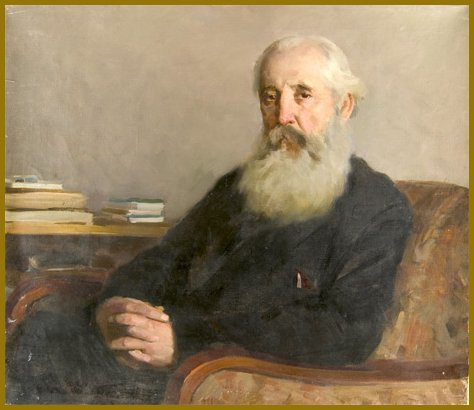 Painting by artist Alexander Danilichev, teacher of Igor Babailov