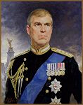 Portrait of Prince Andrew, by Igor Babailov